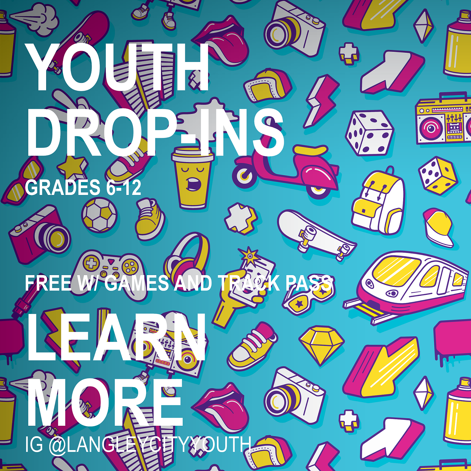 Youth Drop-ins